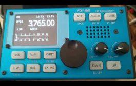 First contact with this new Chinese made FX9B QRP
