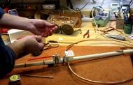 Low Cost Magnetic Loop Antenna For 10-12 Meters