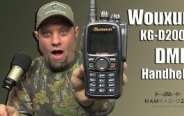 Wouxun KG-D2000 DMR HT Radio