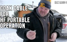 Coax Cable for HF Portable Operation – Ham Radio Q&A