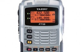 Yaesu FT1DR C4FM 144/430 MHz Dual Band Digital Handheld Transceiver