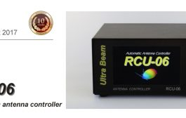 Touch Screen Antenna Controller