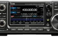 Icom IC-9700 Review, Demo And Walkthrough