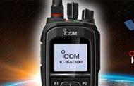 Introduction to the IC-SAT100 Satellite PTT Radio