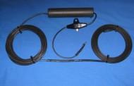 80 Meter Shortened Inverted-L Bazooka Antenna