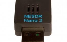 NooElec NESDR Nano 2 – 25MHz-1750MHz