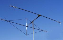 MQ-1 TGM 3-Band 2-element Hybrid Quad Antenna – 10,15,20 Meters