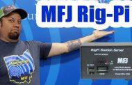 The MFJ-1234 Rig Pi Remote Station from Dayton Hamvention 2019