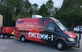 ICOM EMCOMM-1 Emergency Communications Vehicle