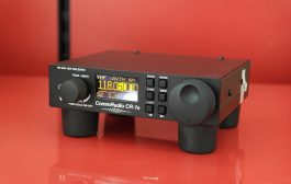 Commradio CR-1a Receiver [ Video ]