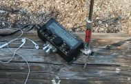 Elecraft AX1 Portable QRP Antenna for KX2 ~ Unbox Test Review