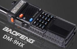Baofeng DM-9HX – DMR VHF/UHF Dual Band Two Way