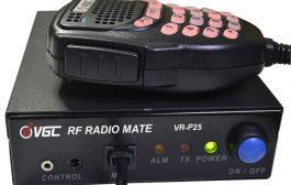 VR-P25 Power Amplifier for Handheld Radios