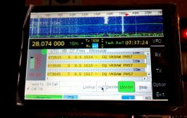 Yaesu 891 + WSJT + FT8 Digital on Raspberry Pi 4