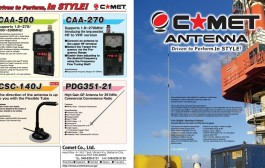 Comet Antenna – Full  Catalog (.pdf)