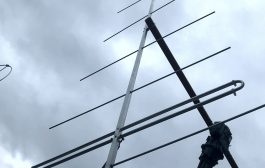 2m 7 Element OWL-GT Super-Light Yagi