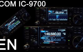 ICOM IC-9700 Review and Full Walk Through