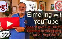 Elmering with YouTube: Forum from Albuquerque Duke City Hamfest (#222)