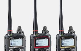 New firmware for ICOM, D-STAR compatible handy device and 6 mobile devices will be released simultaneously