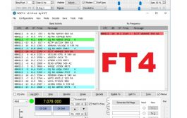 The FT4 Protocol for Digital Contesting by K1JT
