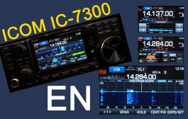 ICOM IC-7300 Review and Full Walk Through