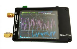 NanoVNA a $50-$70 Ham Radio Antenna Analyzer?