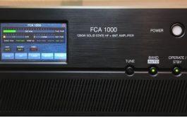 DAV – FCA1000: 1250W Linear amplifier – 160 to 6 Meter