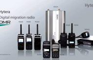 5 Hytera DMR Radios in Comparison