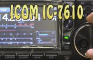 ICOM IC-7610 First Details from Waters & Stanton