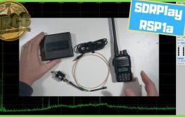 $100 Spectrum Analyzer with the SDRPlay