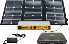 Solar Power Pack Pro 60