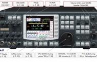 Hilberling VLF / HF / VHF Transceiver PT-8000A