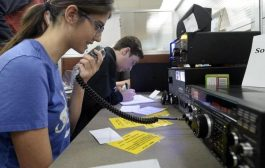Students allowed to use amateur radio