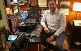 Operating KA6LMS Last Man Standing Ham Radio Station