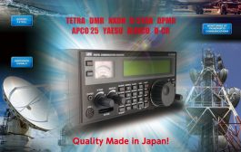 AR5700D   9kHz-3.7GHz, Digital Communications Receiver