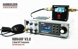 Hambuilder V3.0 HBR4HF 4 Band HF Transceiver