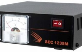 Reference Station: Samlex SEC-1235M 13.8 VDC Power Supply