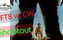 FT8 vs CW ; an amateur radio shootout
