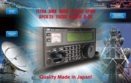 AR5700D   9kHz-3.7GHz, Digital Communications Receiver