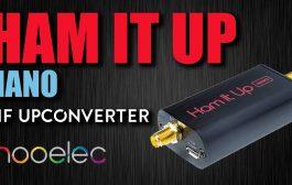 Nooelec Ham It Up NANO – HF Upconverter