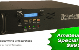 BCR-220 Repeater – 222-225 MHz – 30 Watts