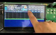 The XieGu GSOC remote controller for the XIEGU G90 HF
