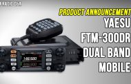 New Radio! Yaesu FTM-300DR Product Announcement – Ham Radio Q&A