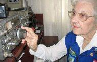 Happy birthday!  Alda, PP5ASN – 100 Years