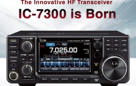 Icom IC-7300 Morse Code and Display Overview [ Video ]