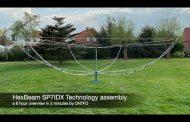 HexBeam SP7IDX Technology assembly