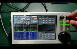 The Xiegu G90 (GSOC) remote head controller in development
