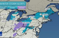 ARES, SKYWARN Volunteers Stand Down in Wake of Massive East Coast Winter Storm