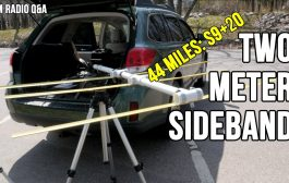 2 Meter Sideband (SSB) at Rib Mountain State Park