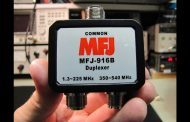 MFJ Duplexer–Two radios, one antenna, or vice versa